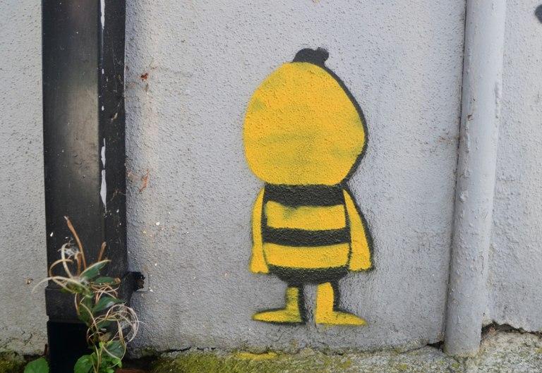more Dublin street art – Eyes on the Streets