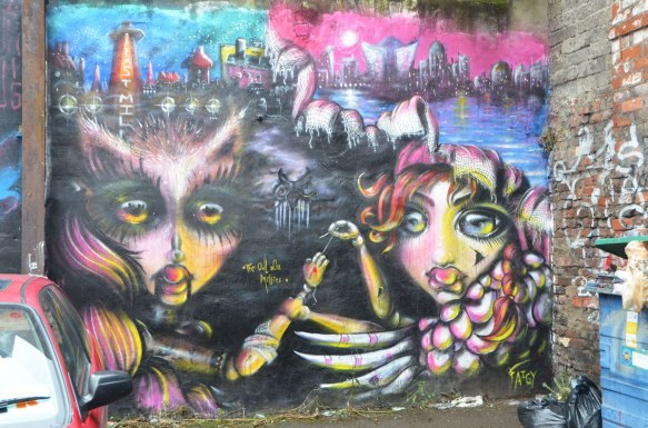 owl doll millies mural