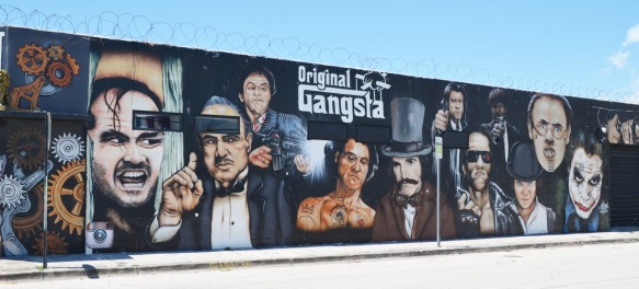 original gangsta mural